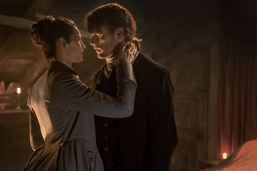 Outlander Finally Reunited Claire And Jamie And You Bet It Was Sexy