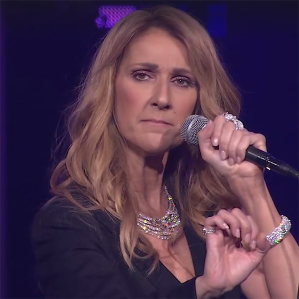 Celine Dion, Purple Rain, Concert