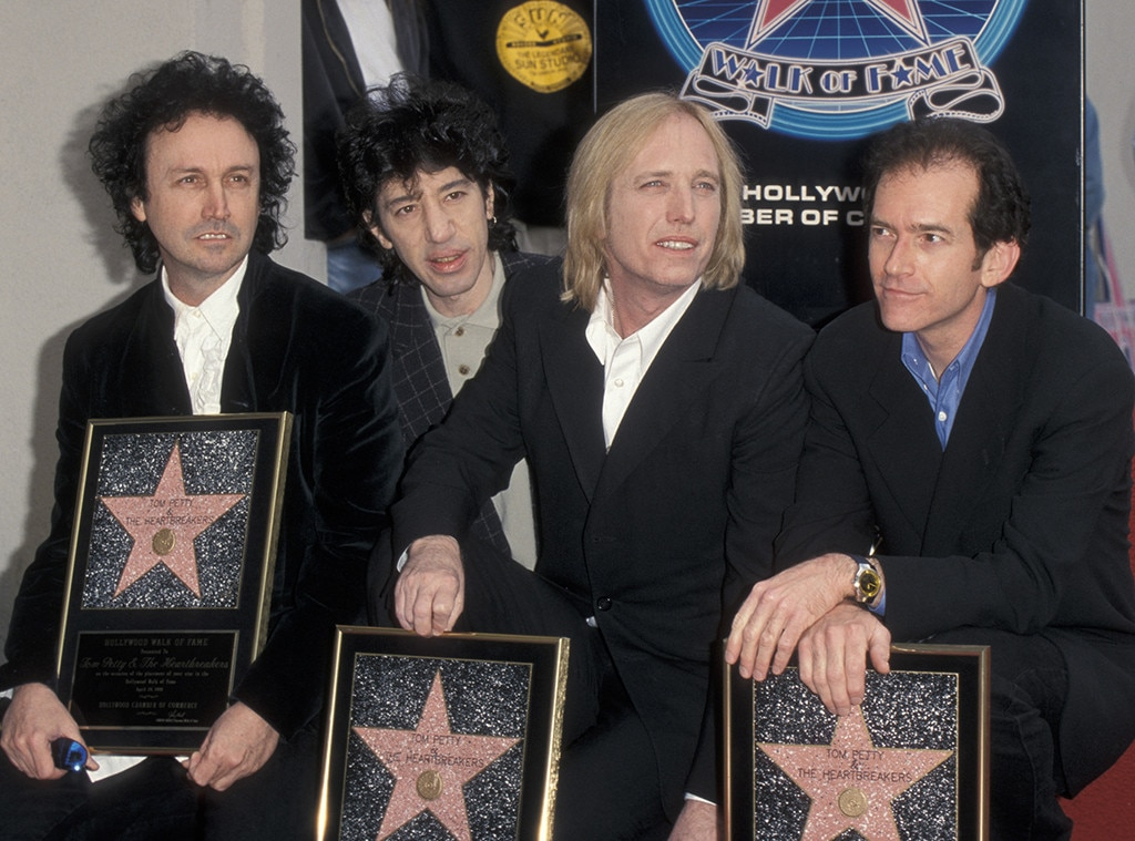 Tom Petty, Mike Campbell, Benmont Tench, Howie Epstein