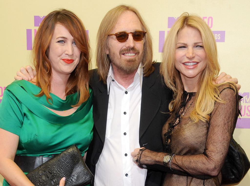 Tom Petty, Adria Petty, Dana Petty