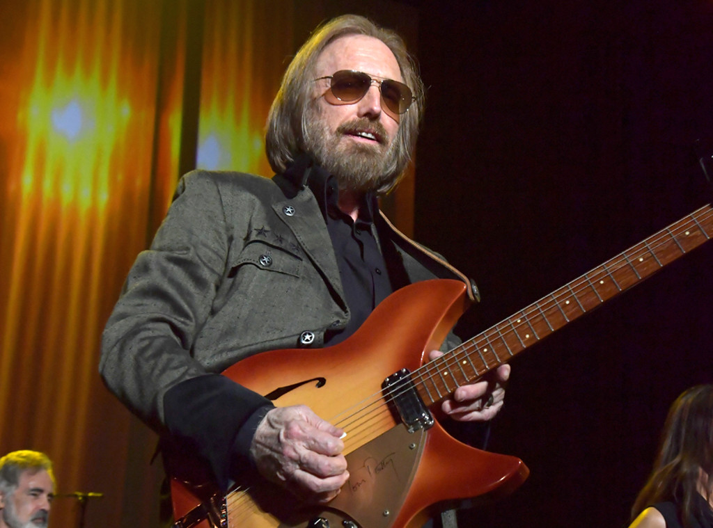 Tom Petty, MusiCares Person of the Year 2017
