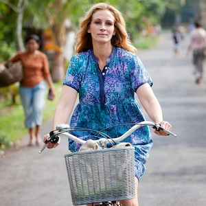 ESC: Julia Roberts, Eat Pray Love