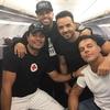 Ricky Martin, Luis Fonsi, Nicky Jam, Chayanne