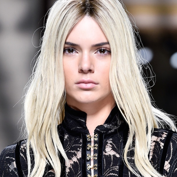 Best Kardashian & Jenner Blonde Hair