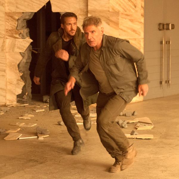 Ryan Gosling, Harrison Ford, Blade Runner 2049