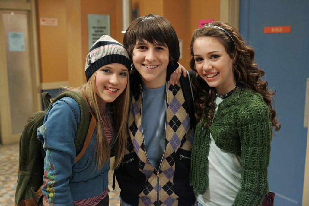 Mitchel Musso, Hannah Montana