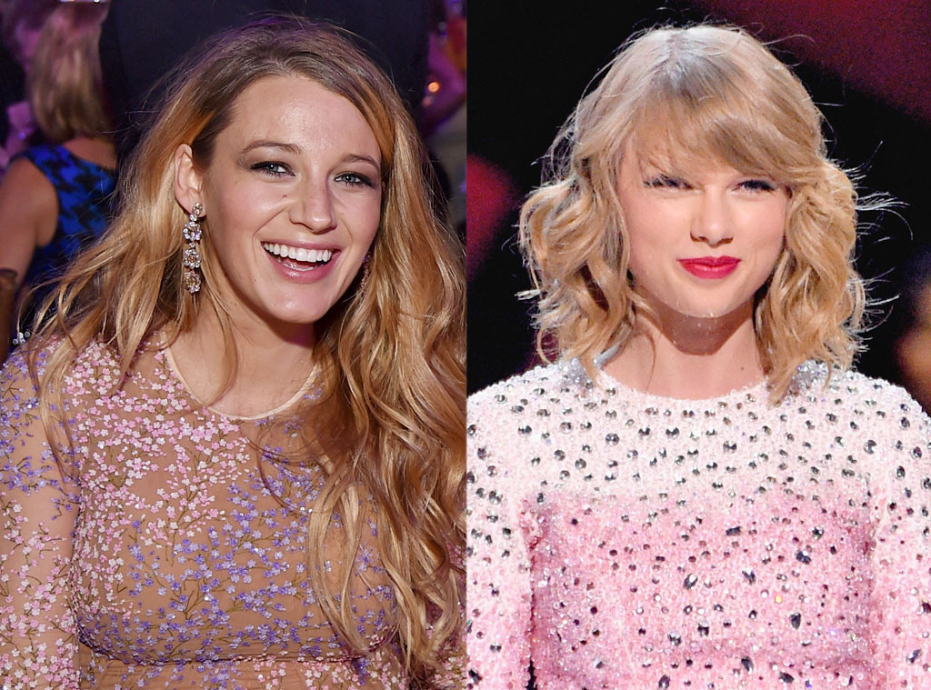 Blake Lively, Taylor Swift