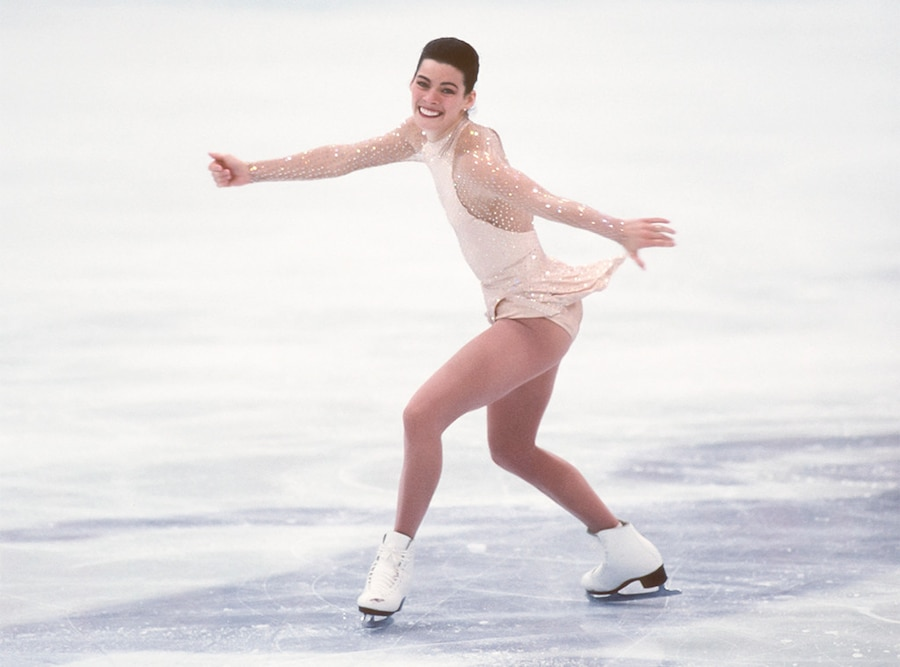 Nancy Kerrigan, 1994 Olympics