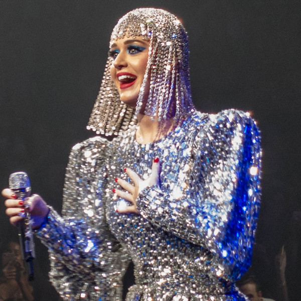 Katy Perry, Barclays, Concert