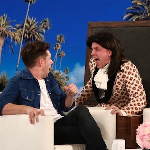 Niall Horan, Ellen Degeneres Show