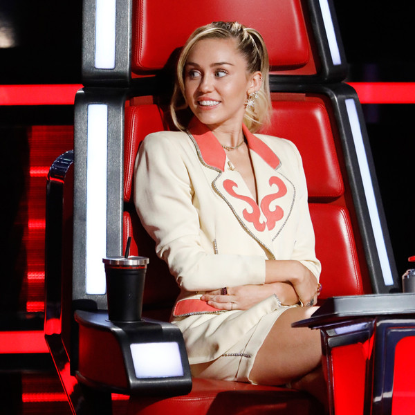 The Voice, Miley Cyrus