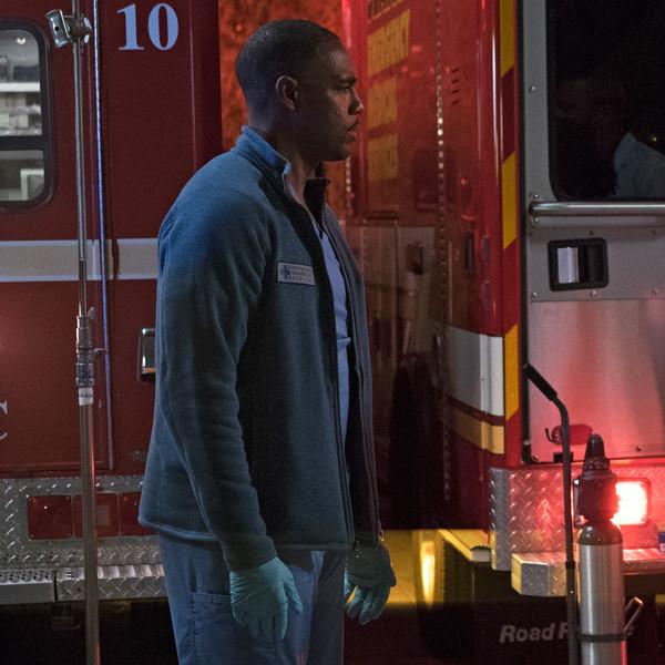 Jason George, Grey's Anatomy Season 13