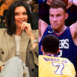 Kendall Jenner, Blake Griffin
