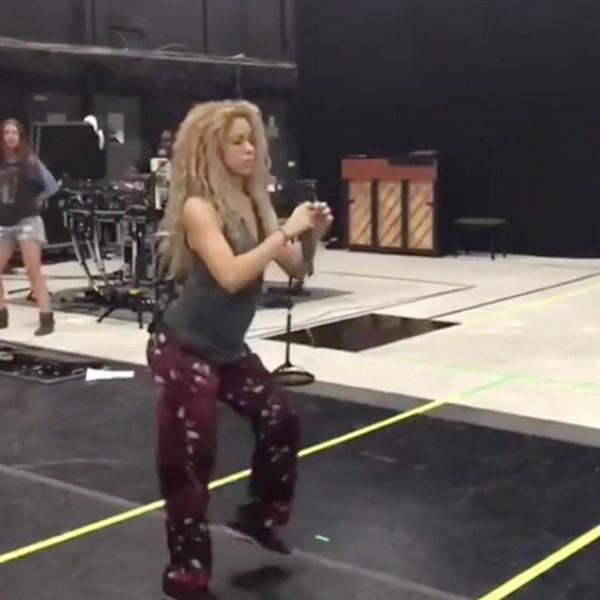 Shakira, Instagram