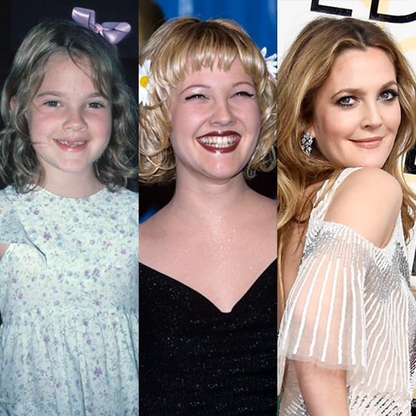 Drew Barrymore's Evolution