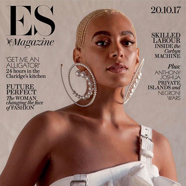 Solange, ES Magazine