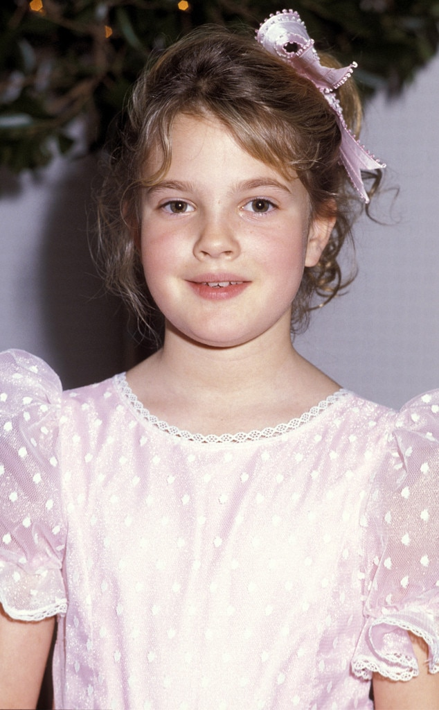 Drew Barrymore's Holly...