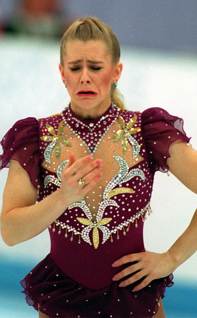 Tonya Harding, 1994, Crying