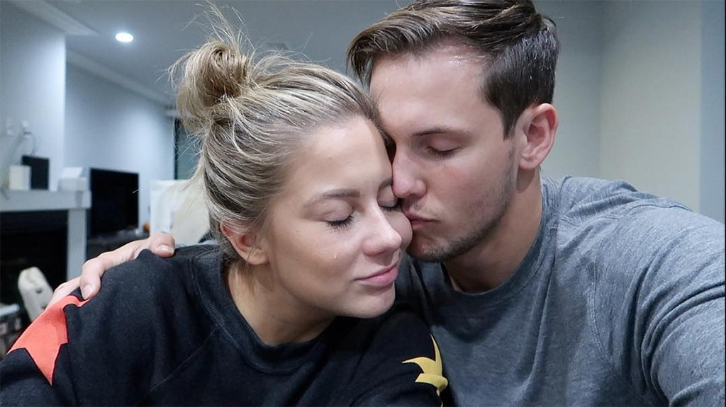 Olympic medalist Shawn Johnson reveals she suffered miscarriage, 'I have been crying'