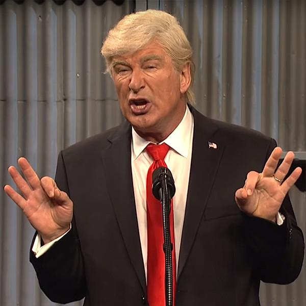 Alec Baldwin, Donald Trump, SNL
