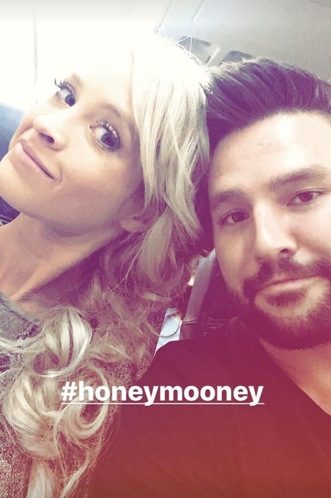 Shay Mooney, Hannah Billingsley
