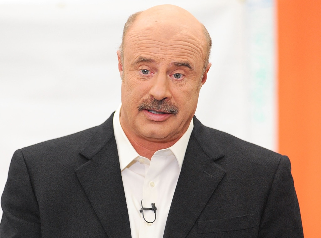 Dr. Phil Accidentally Hits Skateboarding Bodybuilder With