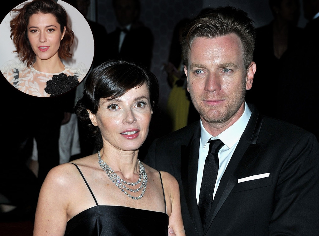 Ewan McGregor, Eve McGregor, Mary Elizabeth Winstead