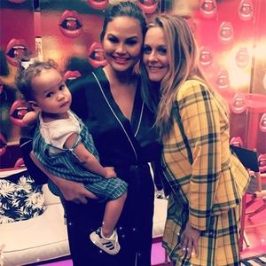 Chrissy Teigen, Luna, Daughter, Alicia Silverstone, Clueless