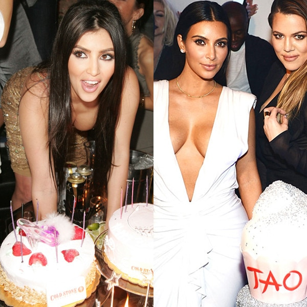 A Decade of Kim Kardashian's Birthday Parties