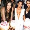 Kim Kardashian, Khloe Kardashian, Birthday