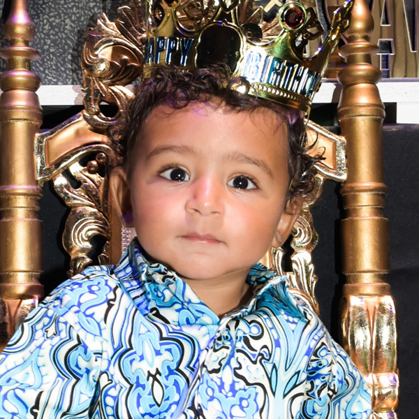 Asahd Khaled, First Birthday, DJ Khaled
