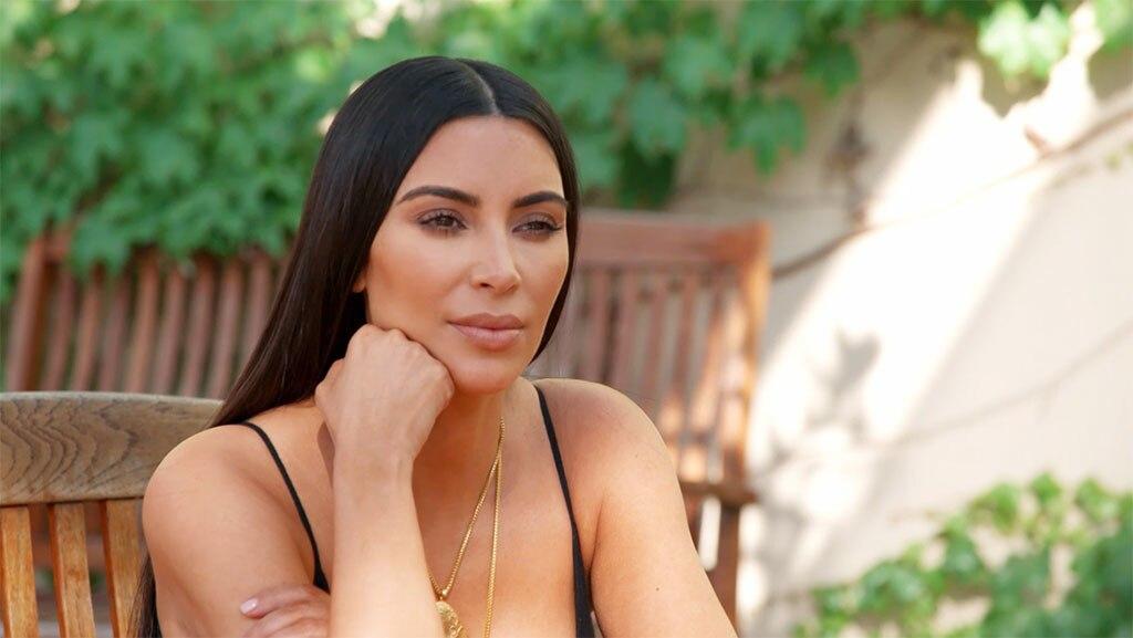 Kim Kardashian, KUWTK 1405