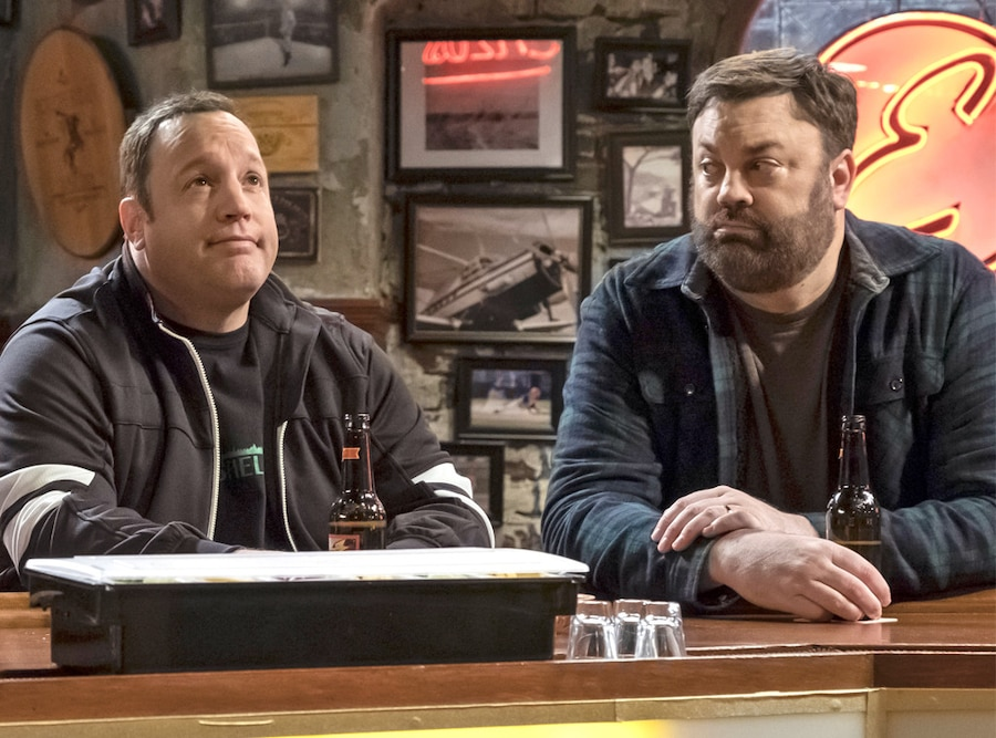 Kevin James, Chris Roach, Kevin Can Wait