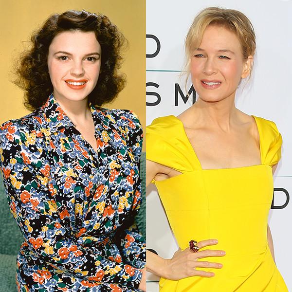 Ren&eacute;e Zellweger Cast in Judy Garland Biopic <i>Judy</i>