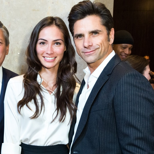 John Stamos to become first-time father
