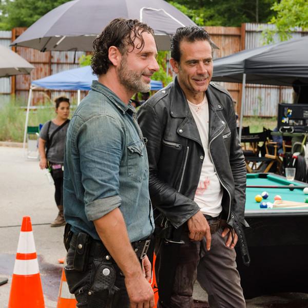 The Walking Dead Season 7, Andrew Lincoln, Jeffrey Dean Morgan