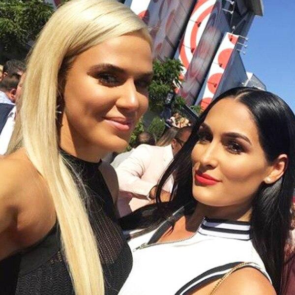 Lana, Nikki Bella, Total Divas, Instagram