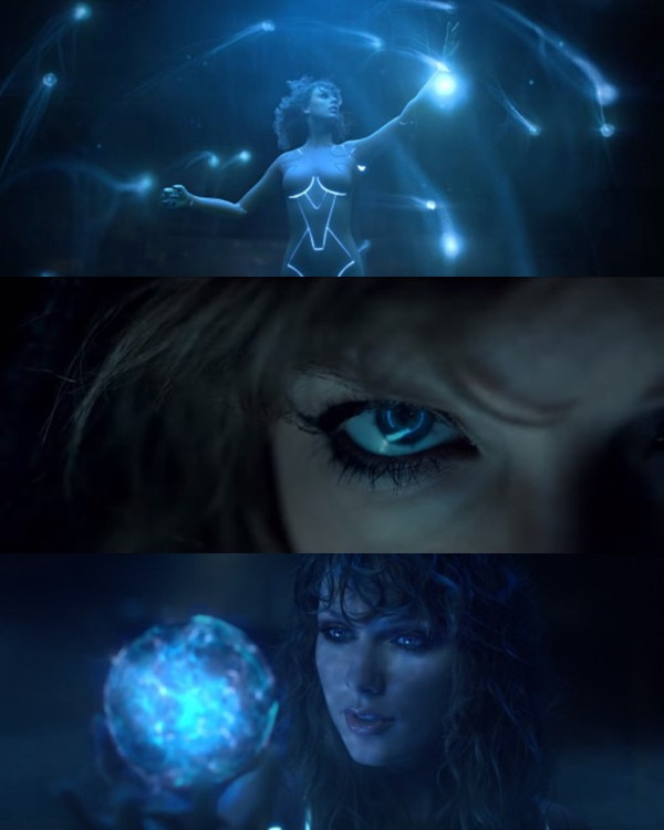 Taylor Swift Teases Futuristic ...Ready for It? Music Video | E! News