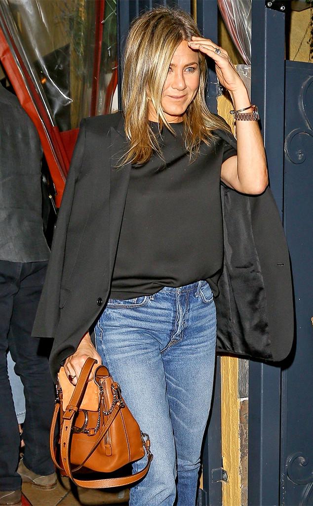 Jennifer Aniston, Sandra Bullock, Bryan Randall