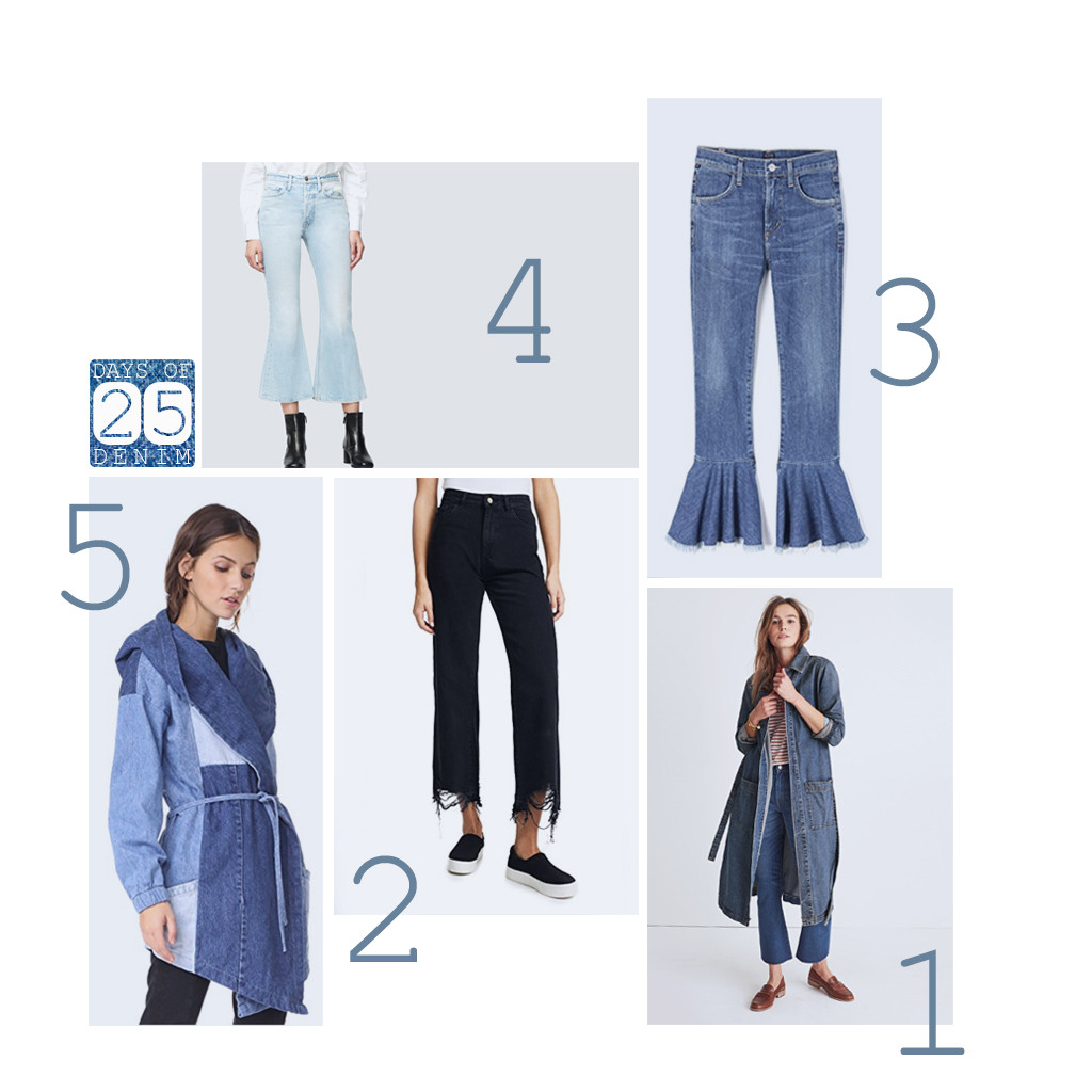 ESC: 30 Days Denim