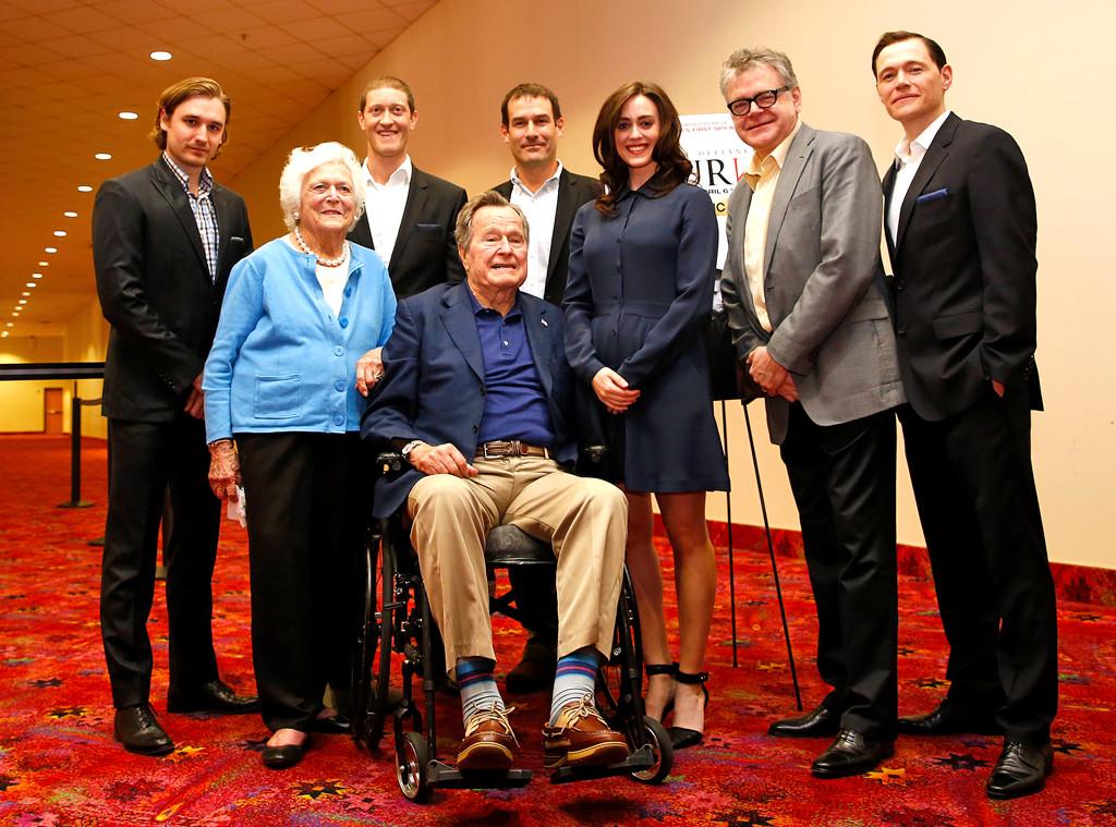 George H.W. Bush, Heather Lind