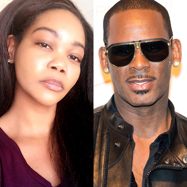 R. Kelly's Ex-Girfriend Kitti Jones Accuses Him of Years of Alleged Abuse, Sexual Coercion and Punishment