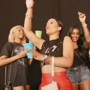 Shantel Jackson, Asiah Collins, Alycia Bella, The Platinum Life 103