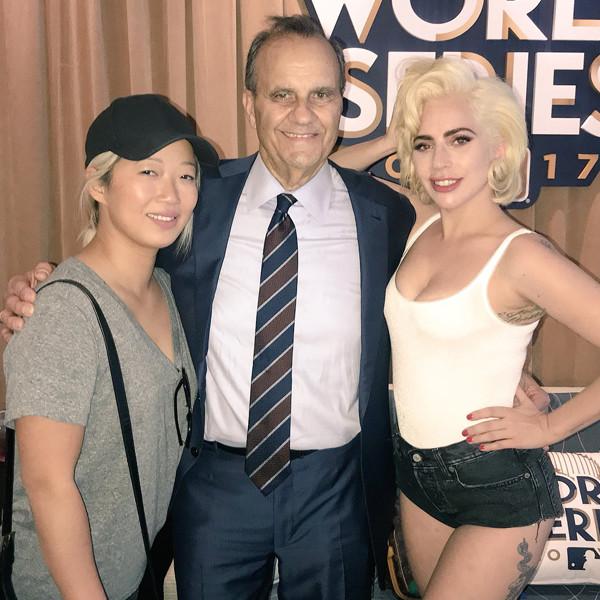 Lady Gaga, Rob Lowe, Seth MacFarlane and More Stars Attend the 2017 World Series