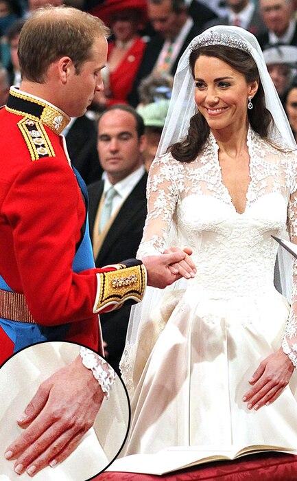 Kate Middleton, Wedding, Manicure