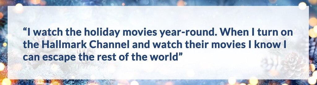 Christmas, Hallmark Movies