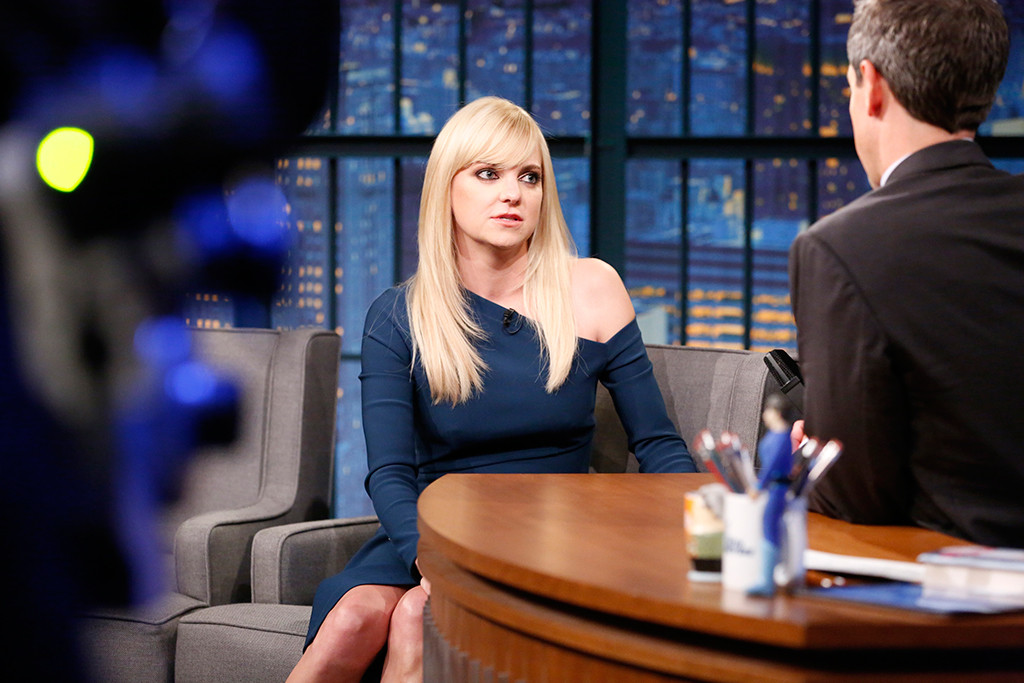 Anna Faris, Late Night With Seth Meyers