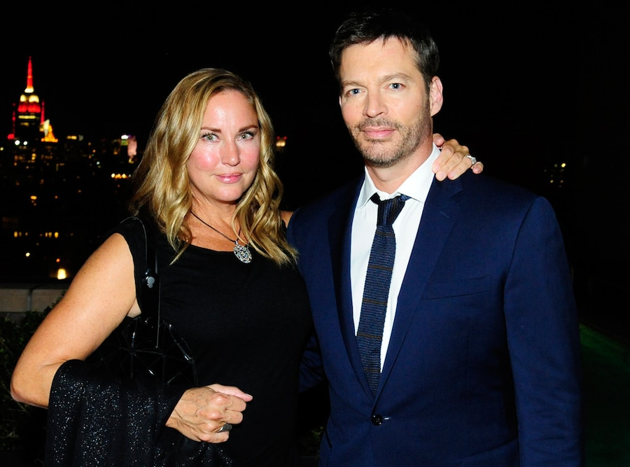 Jill Goodacre, Harry Connick Jr.