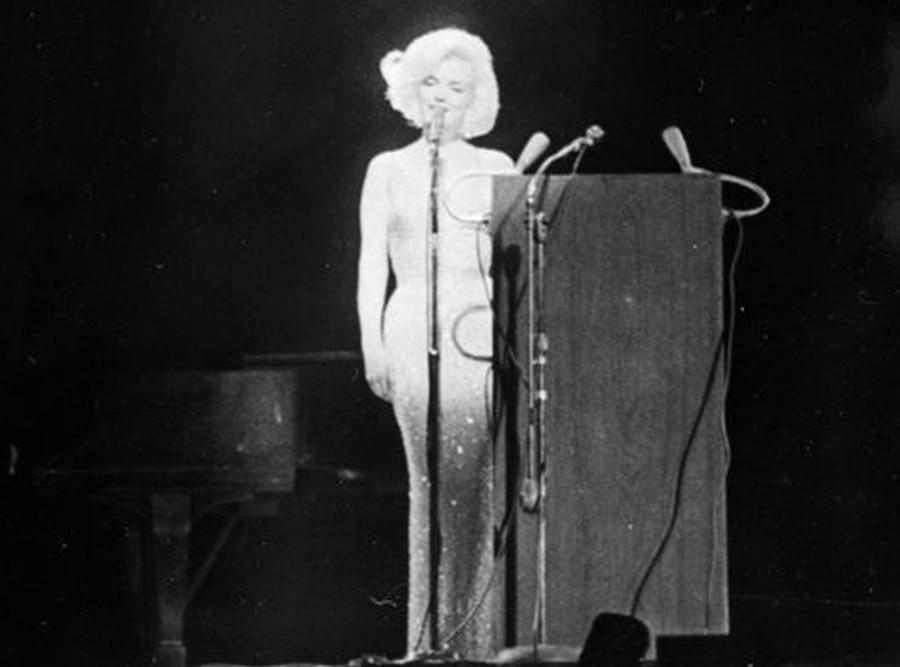 Marilyn Monroe, Happy Birthday Mr. President