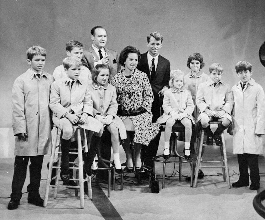 Robert F. Kennedy, Ethel Kennedy, Children
